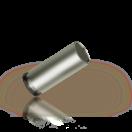 Светозвуковой патрон калибра 15x40