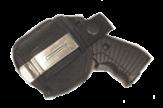 Кобура поясная ткань, с клипсой