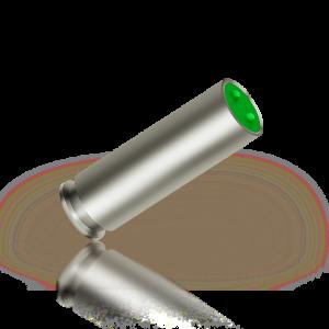 Сигнальный зеленый патрон калибра 18.5x55