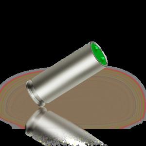 Сигнальный зеленый патрон калибра 18х45