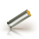 Сигнальный желтый патрон калибра 18.5x55
