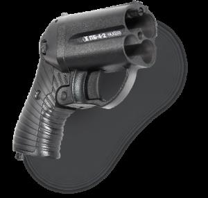 Пистолет ПБ-4-2
